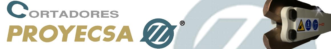 Cortadores Proyecsa Logo